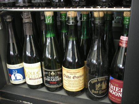 A_selection_from_our_Gueuze_menu