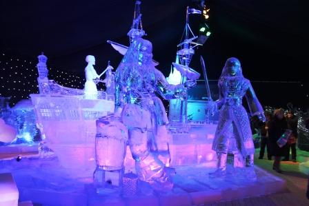 Bruges Ice Wonderland Sculpture Festival (1)